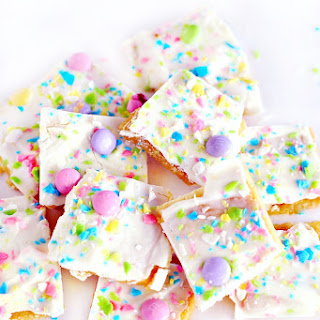Easter Crack - Saltine Toffee