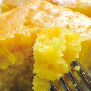 Orange Cake.