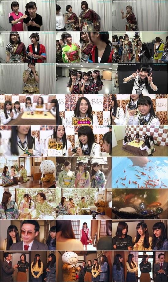 (TV-Variety)(720p) YNN [NMB48チャンネル] Collection 151023 151024 151026