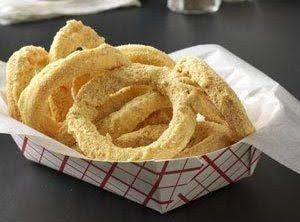 APRIL FOOLS:  Onion Rings
