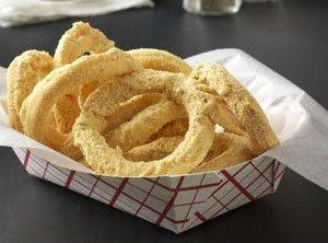 April Fools:  Onion Rings Recipe