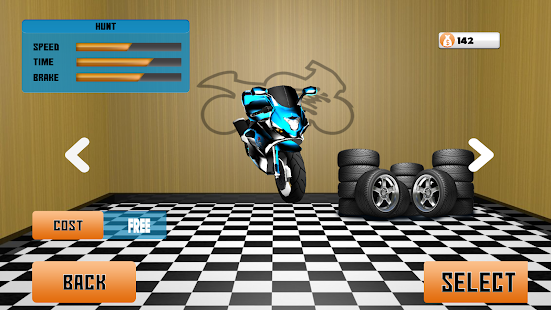 Heavy bike Racing World Wide - náhled