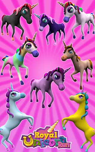 Unicorn Run - Runner Games 2020 filehippodl screenshot 24