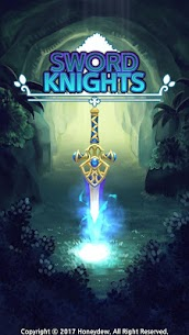 Sword Knights Idle RPG MOD (Unlimited All) 1