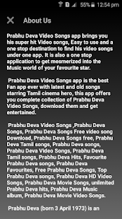 video songs free download application