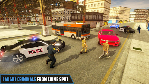 Virtual American police Family Dad: Family Games for PC