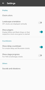 Chess Clock Game Timer & Stats 1.5.7 Mod (Everything Unlocked) 3