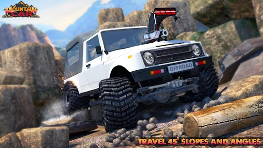 Mountain Car Drive 2019 : Offroad Car Driving SUV Apk  Download For Android 4