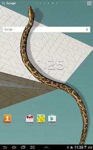 Snake On Screen Hissing Joke 4