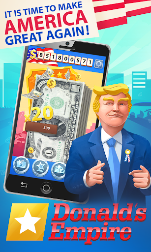 Donald's Empire Screenshot