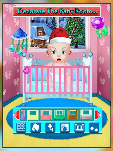 android My New Baby Santa Screenshot 3