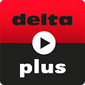 delta plus - delta radio-App icon