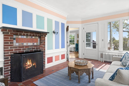 On the Market: A Well-Crafted Beauty by the Sea in Rockport