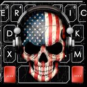 App America Dj Skull Keyboard Theme APK for Windows Phone