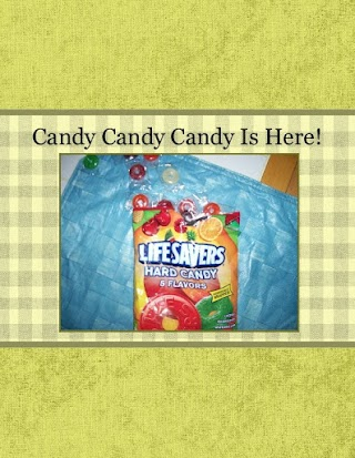Candy Candy Candy Is Here!