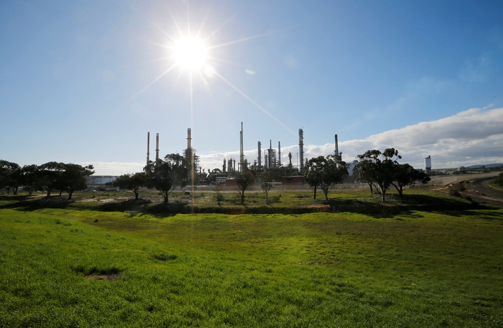 Two killed as fire breaks out after explosion at Cape Town refinery