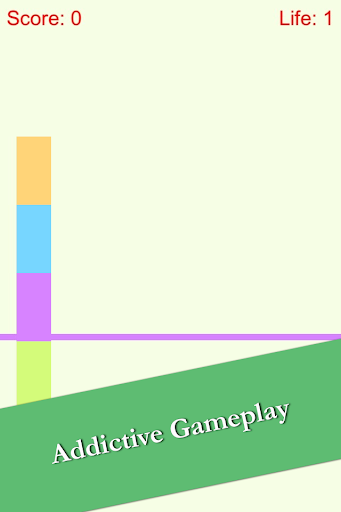 An easy tap game