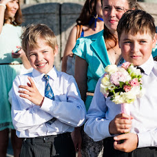 Wedding photographer Alena Khvatova (clearlook). Photo of 13.07.2013