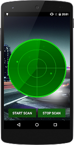Police Radar Simulator screenshot 1