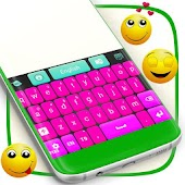 Color Keyboard Theme 2017