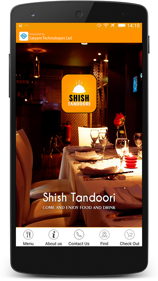 Shish Tandoori- screenshot