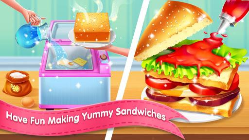 ud83eudd6aud83eudd6aMy Cooking Story - Deli Sandwich Master 2.3.5009 screenshots 9