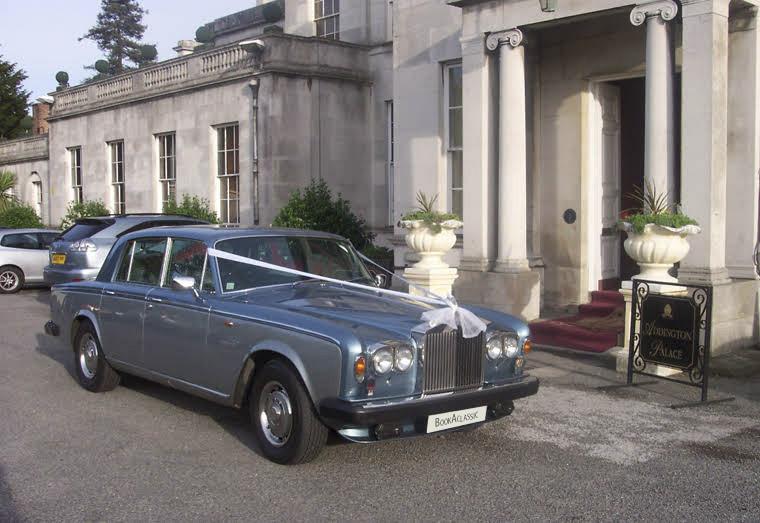 Rolls-Royce Silver Shadow II Hire Croydon