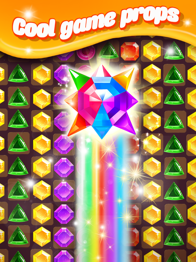 Bejewel Craze Star- screenshot