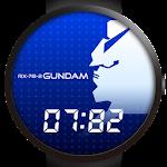 Gundam RX-78-2 Watch face