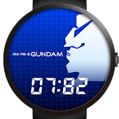 Gundam RX-78-2 Watch face