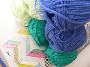 Photo: 33 Susan Biel I Love This Cotton