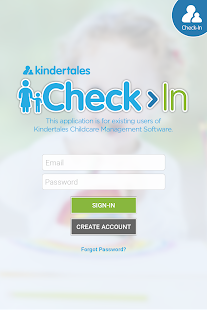Kindertales Check-In Station- screenshot thumbnail
