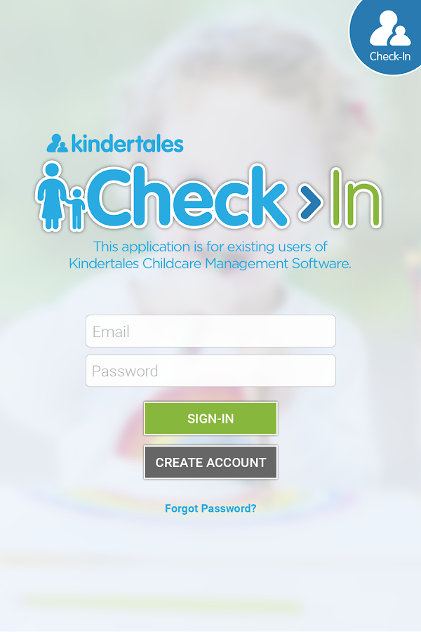 Kindertales Check-In Station- screenshot