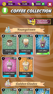 Coffee Craze – Idle Barista Tycoon MOD (Unlimited Money) 2