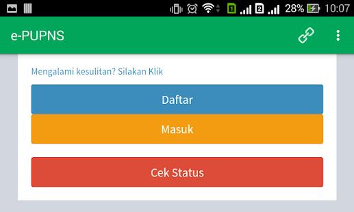 5 e-PUPNS App screenshot