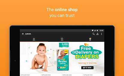 JUMIA Online Shopping APK screenshot thumbnail 6