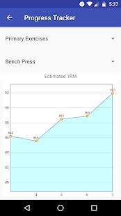 Nsuns 5/3/1 Program Log - Apps on Google Play