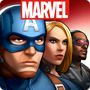 MARVEL: AVENGERS ALLIANCE 2 V1.1.1 MOD (HIGH DAMAGE) APK