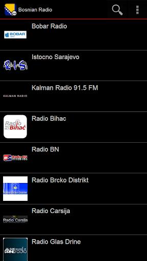 Bosnian Radio