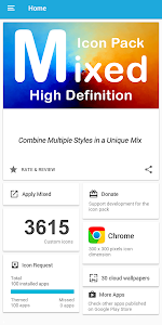 Download MIXED - ICON PACK APK latest version app for android devices