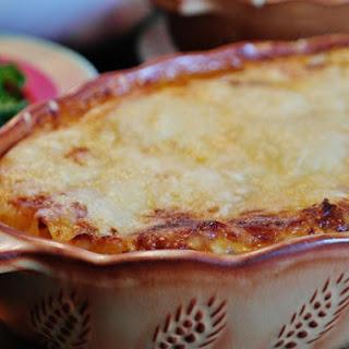 Olive Garden 5-Cheese Lasagna.