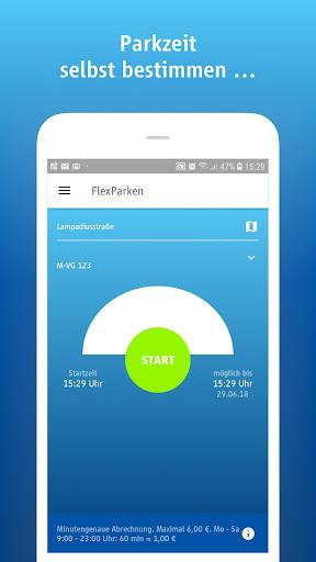 HandyParken Mu00fcnchen u2013 einfach und sicher 60 screenshots 1