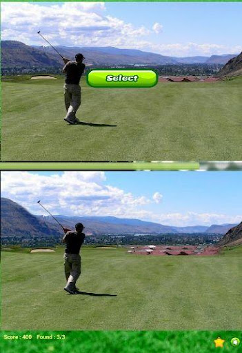 Find Different Golf For Child