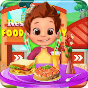 Game Restaurant Food Factory Cooking games for girls apk for kindle fire