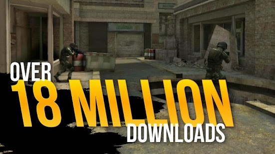 Bullet Force - Online FPS Gun Combat Screenshot