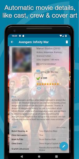CLZ Movies - Movie Database 4.14.3 screenshots 2
