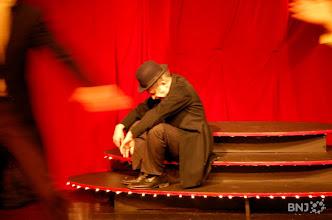Photo: En répétition
