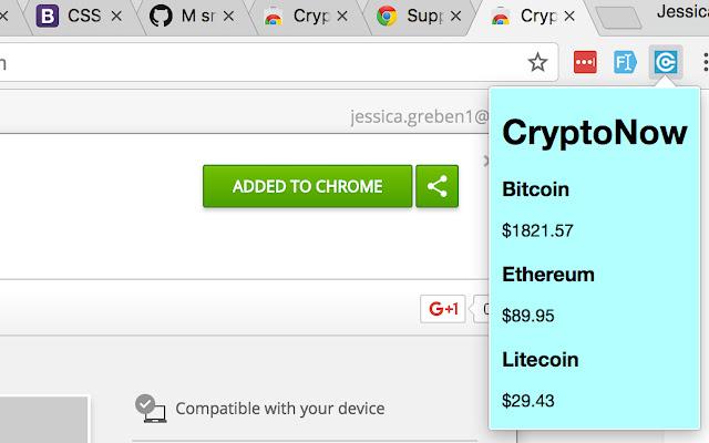 CryptoNow