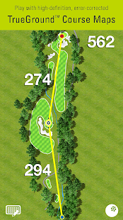 SkyCaddie Mobile Golf GPS- screenshot thumbnail