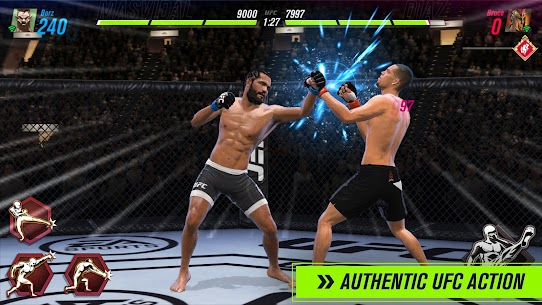 UFC Beta APK (Unreleased) v0.8.02 1